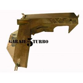 Chapa Cubrecolectores Kit 220cv