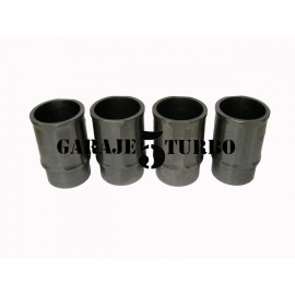 Kit 4 camisas fundición Gs Diámetro: 76mm