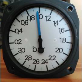 Manómetro Presión Turbo TDC y Maxi 80mm