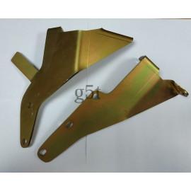 Costillas soporte motor-caja